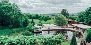 Heiraten - Art der Location: Wintergarten - Thermenland Steiermark - Winzerhotel Weingut Kolleritsch