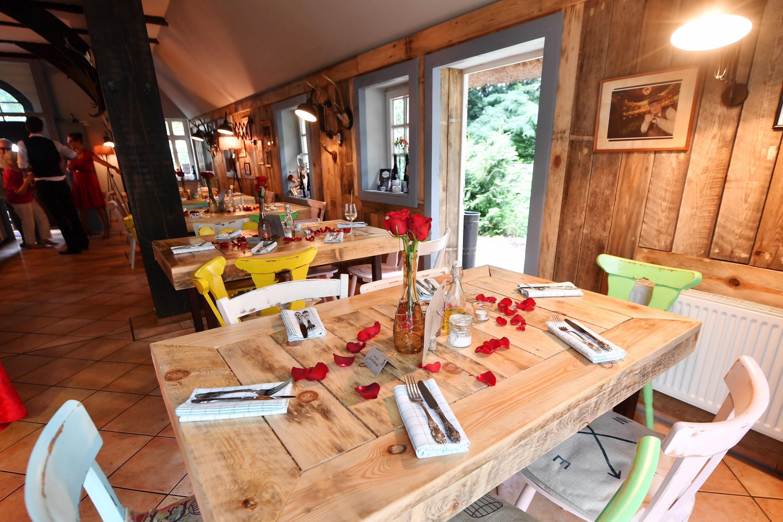 Wohnküche Landhaus wohnküche - landhaus am deich | hochzeitslocation in bremen, deutschland