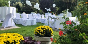 Heiraten - Garten - Döbriach - All Inclusive Hotel Zanker