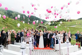 Heiraten - in den Bergen - Arlberg - arlberg1800 RESORT