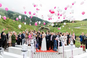 Heiraten - Alm - Arlberg - arlberg1800 RESORT