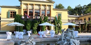 Heiraten - barrierefreie Location - Salzkammergut - Kaiservilla Bad Ischl