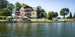 Heiraten - Art der Location: Eventlocation - Hallstätter See - Spitzvilla Traunkirchen