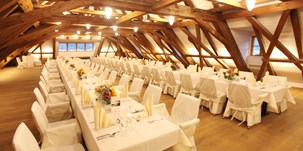 Heiraten - barrierefreie Location - Salzkammergut - Mozarthaus St. Gilgen am Wolfgangsee