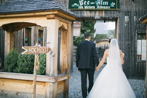 Heiraten - Eventlocation - Oberbayern - Heiraten auf der Seealm in Tirol.