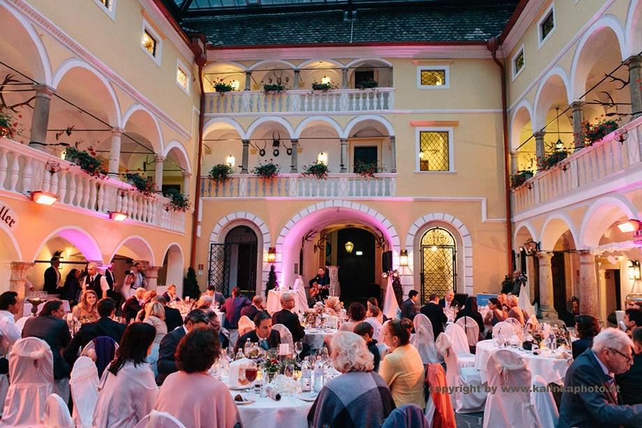 Hotel Schloss Weikersdorf Hochzeitslocation In Baden Osterreich