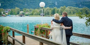 Heiraten - Art der Location: ausgefallene Location - Kärnten - Inselhotel Faakersee