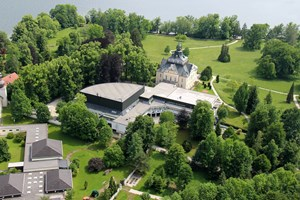 Heiraten - Eventlocation - Der 9ha große Toscanapark! - Villa Toscana/Toscana Congress Gmunden