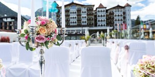 Heiraten - Art der Location: Eventlocation - Tiroler Unterland - Entners am See