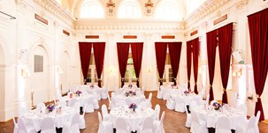 Heiraten - Art der Location: Eventlocation - Wien - Casino Baumgarten