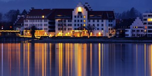 Heiraten - Art der Location: ausgefallene Location - Bodensee - SENTIDO Seehotel am Kaiserstrand