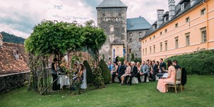 Heiraten - barrierefreie Location - Burg Deutschlandsberg