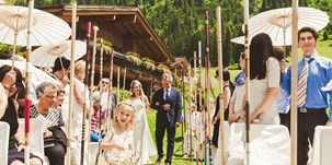 Heiraten - Art der Location: Hotel - Lech am Arlberg - Der Berghof
