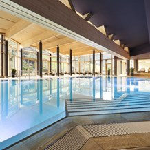 Hochzeitslocation: Mineraltherme - Hotel Therme Bad Teinach