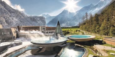 Heiraten - Art der Location: Therme - AQUA DOME - Tirol Therme Längenfeld
