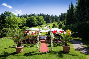 Heiraten - am Land - Wienerwald Süd-Alpin - Hotel Steinberger****