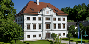 Heiraten - barrierefreie Location - Salzkammergut - Schloss Stauff