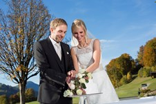 Heiraten - Art der Location: im Freien - Tirol - Grand Tirolia Hotel Kitzbuhel, Curio Collection by Hilton