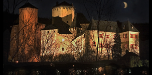Heiraten - Art der Location: Burg - Mittelburgenland - Ritterburg Lockenhaus