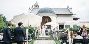 Heiraten - Art der Location: Schloss - Schloss Maria Loretto