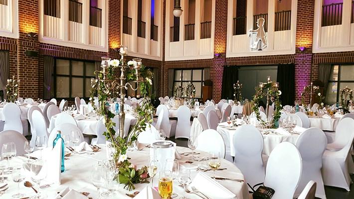 Alte Lohnhalle Wattenscheid Hochzeitslocation In Bochum Deutschland