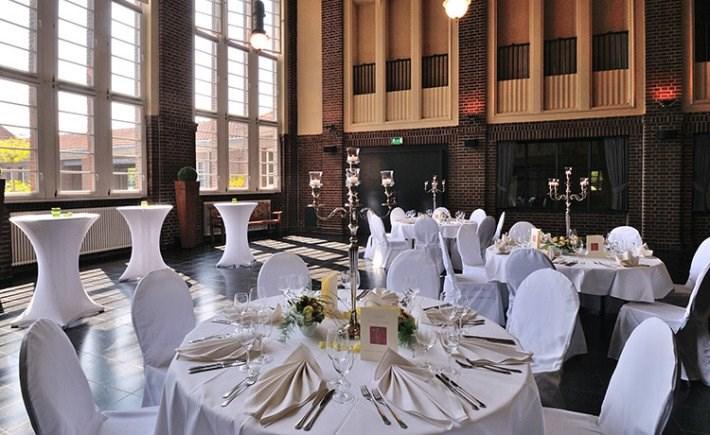. Alte Lohnhalle Wattenscheid   Hochzeitslocation in Bochum  Deutschland